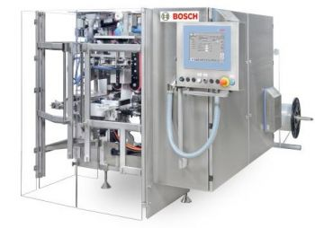 Bosch SVE Doy Zip packaging machine